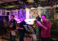 Glen Buschmann Jazzakademie